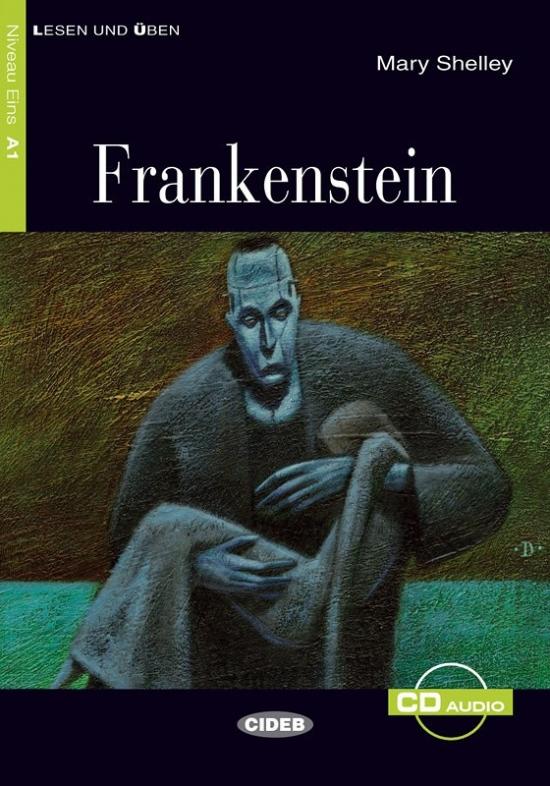 BLACK CAT - Frankenstein + CD (A1)
