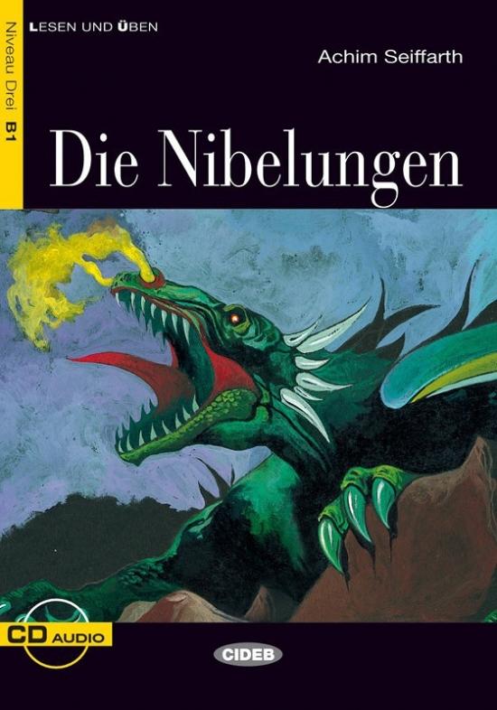 BLACK CAT - Nibelungen + CD (B1)