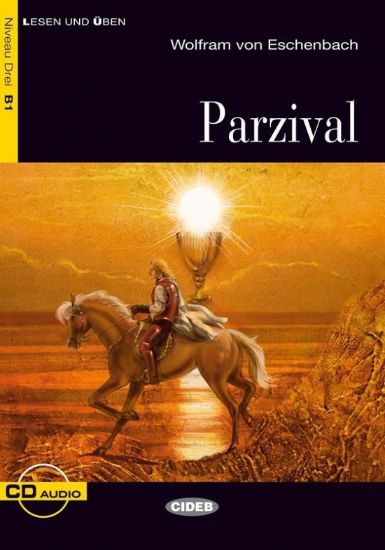 BLACK CAT - Parzival + CD (B1)