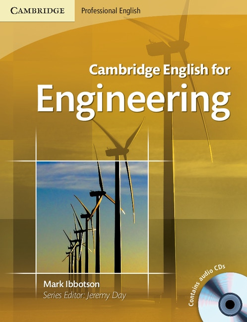 Cambridge English for Engineering Student´s Book with Audio CDs (2)