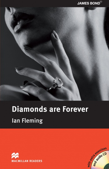 Macmillan Readers Pre-Intermediate Diamonds are Forever with Audio CD
