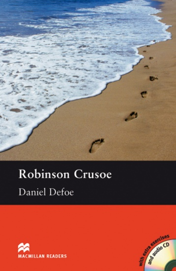 Macmillan Readers Pre-intermediate Robinson Crusoe with Audio CD