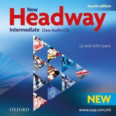 New Headway Intermediate (4th Edition) Class Audio CDs (3)