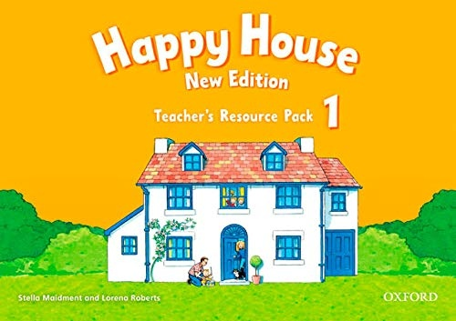 Happy House 1 (New Edition) Teacher´s Resource Pack