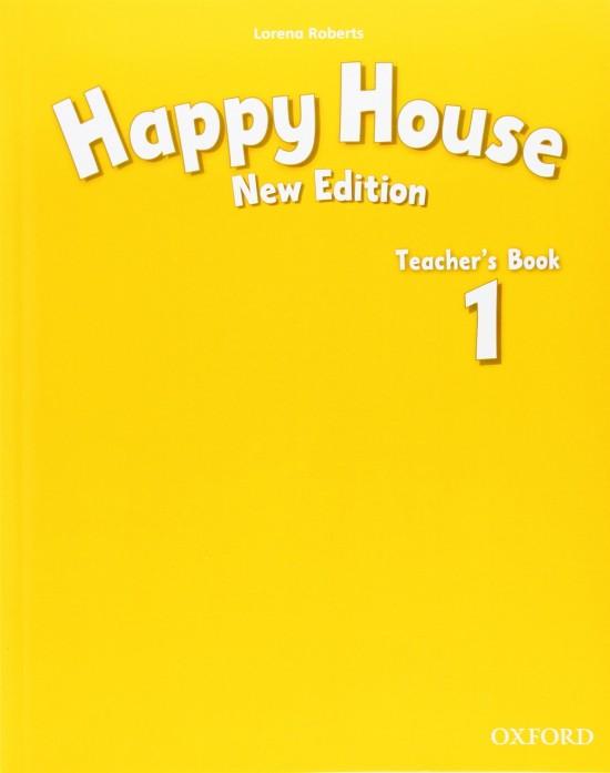 Happy House 1 (New Edition) Teacher´s Book