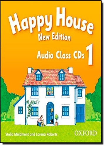 Happy House 1 (New Edition) Class Audio CDs (2)