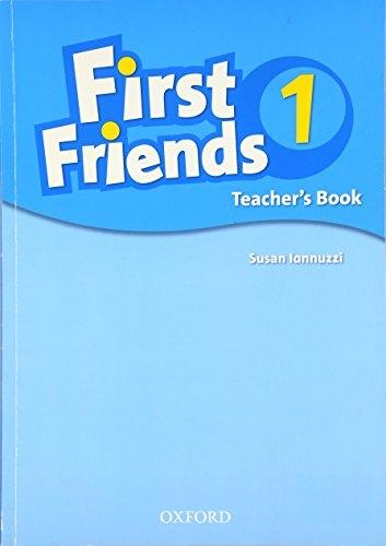 First Friends 1 Teacher´s Book