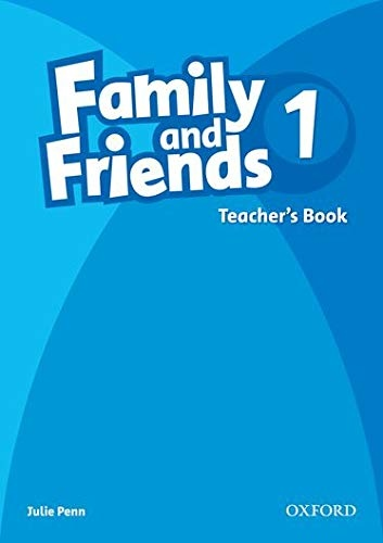 Family and Friends 1 Teacher´s Book