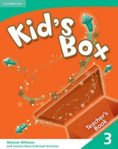 Kid´s Box 3 Teacher´s Book