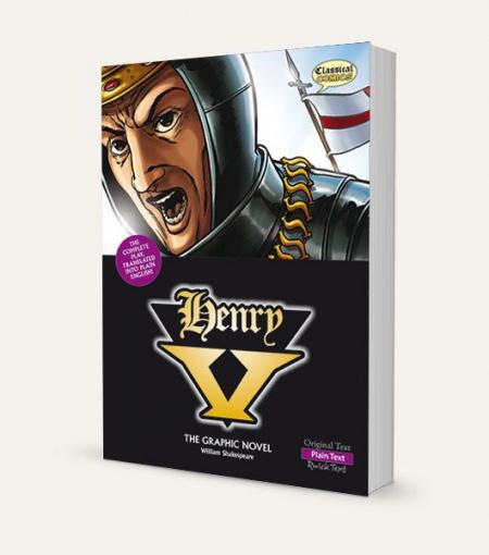 Henry V (W. Shakespeare) The Graphic Novel: Plain Text