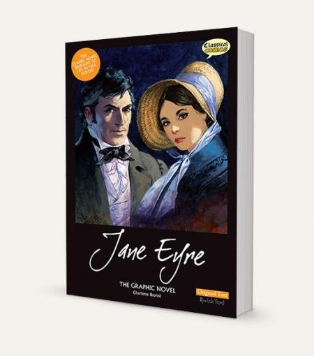 Jane Eyre (Charlotte Brontë): The Graphic Novel original text