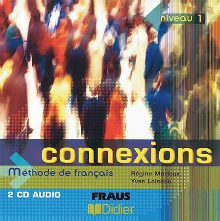 Connexions 1 CD pro třídu /2ks/
