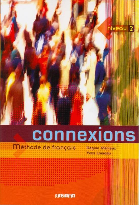 Connexions 2, učebnice