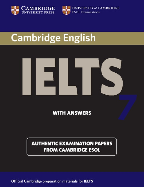 Cambridge IELTS Student´s Book with Answers 7