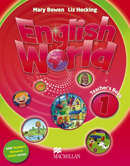 English World 1 Teacher´s Guide with Webcode