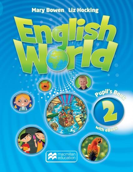 English World 2 Pupil´s Book + eBook