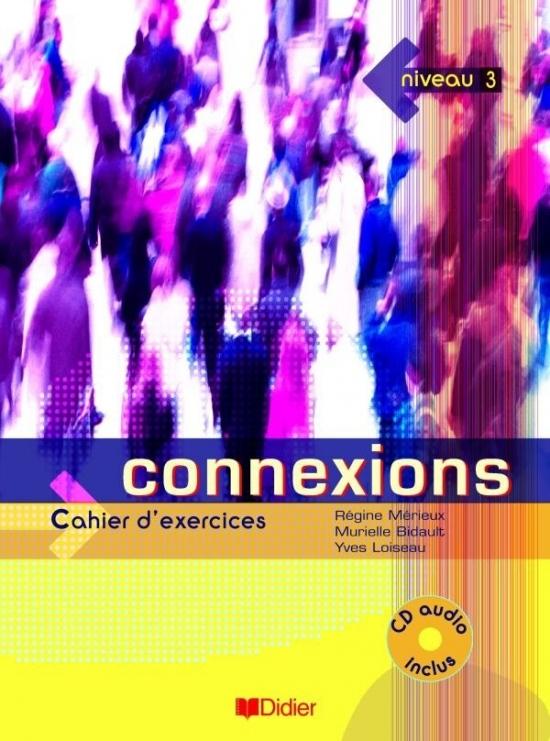 Connexions 3. pracovní sešit s CD