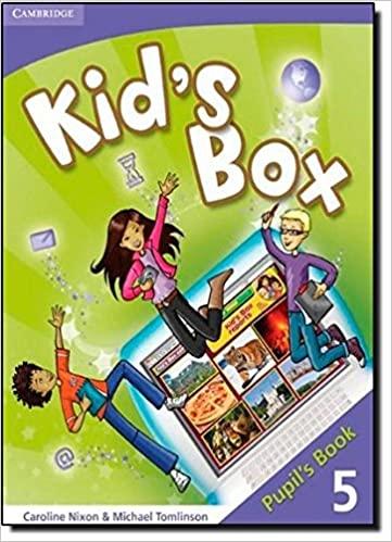 Kid´s Box 5 Pupil´s Book