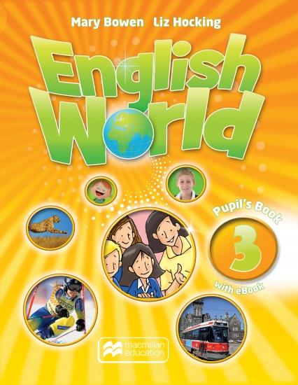 English World 3 Pupil´s Book + eBook