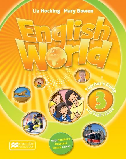 English World 3 Teacher´s Book + eBook
