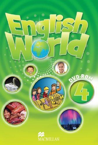 English World 4 DVD