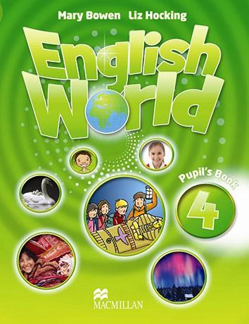 English World 4 Pupil´s Book
