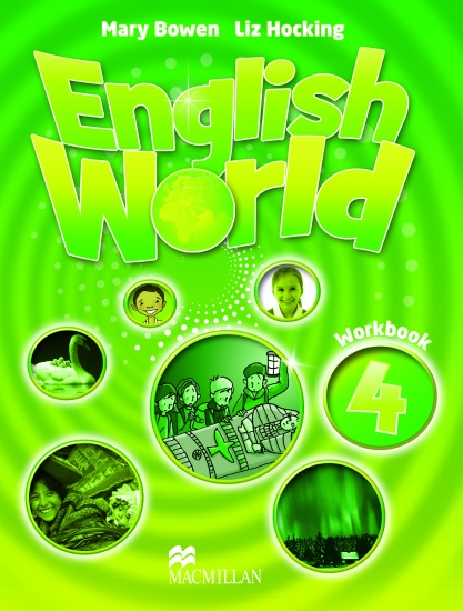 English World 4 Workbook