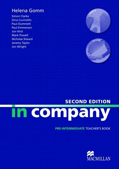 In Company Pre-Intermediate (2nd Edition) Teacher´s Book