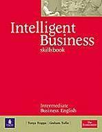 INTELLIGENT BUSINESS Intermediate Skills Book + CD-ROM