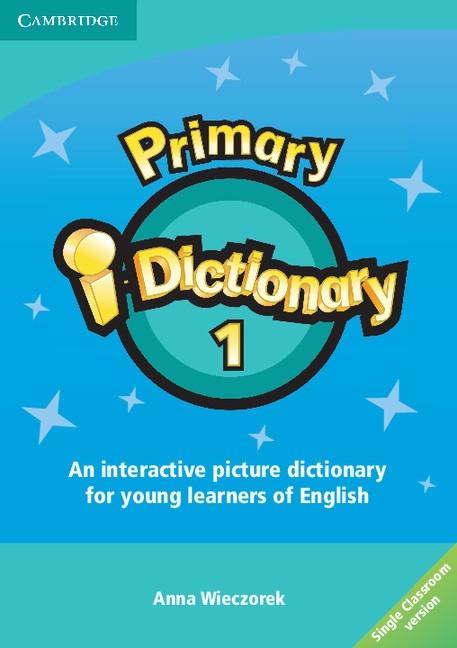 Primary I-Dictionary 1 (Starters) CD-ROM (Single classroom)
