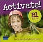 Activate! B1 (Intermediate) Class Audio CDs (2)