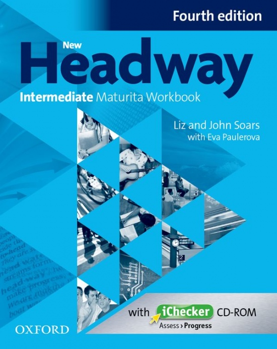 New Headway Intermediate (4th Edition) Maturita Workbook (Czech Edition)