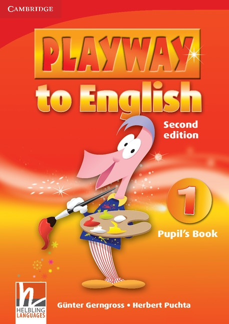 Playway to English 1 (2nd Edition) Pupil´s Book : 9780521129961