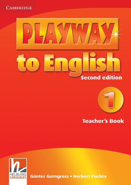 Playway to English 1 (2nd Edition) Teacher´s Book