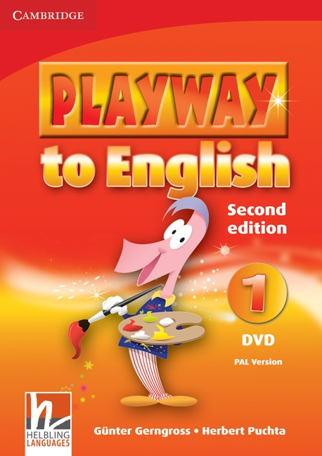 Playway to English 1 (2nd Edition) DVD PAL