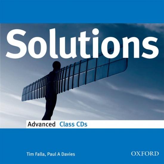 Maturita Solutions Advanced CLASS AUDIO CDs /2/