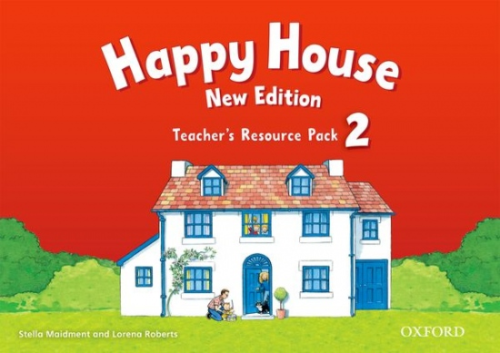 Happy House 2 (New Edition) Teacher´s Resource Pack