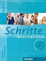 Schritte international 5 Paket ( Kursbuch, Arbeitsbuch, CZ Glossar)