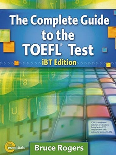 COMPLETE GUIDE TO TOEFL IBT 4E Self Study Pack (Student´s Book with CD-ROM, Audioscript & Answer Key, Audio CDs (13))