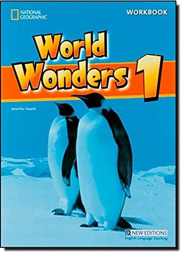 WORLD WONDERS 1 WORKBOOK