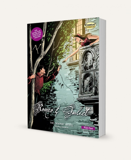 Romeo and Juliet (W. Shakespeare): The Graphic Novel: Plain Text