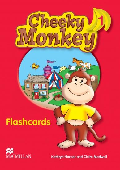 Cheeky Monkey 1 Flashcards