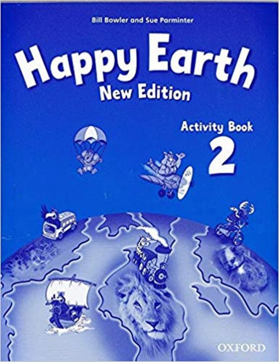 Happy Earth 2 (New Edition) Activity Book