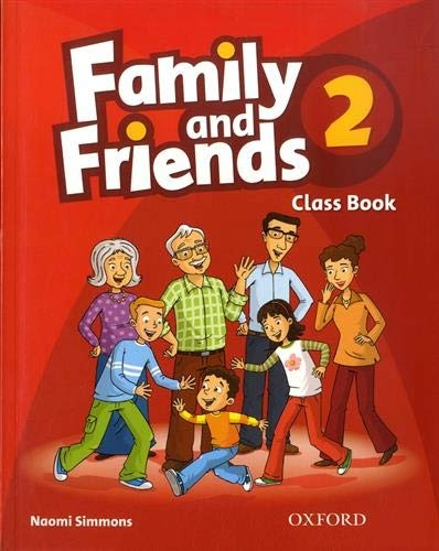 Family and Friends 2 Classbook