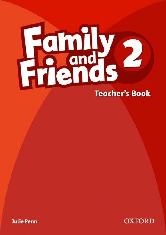 Family and Friends 2 Teacher´s Book