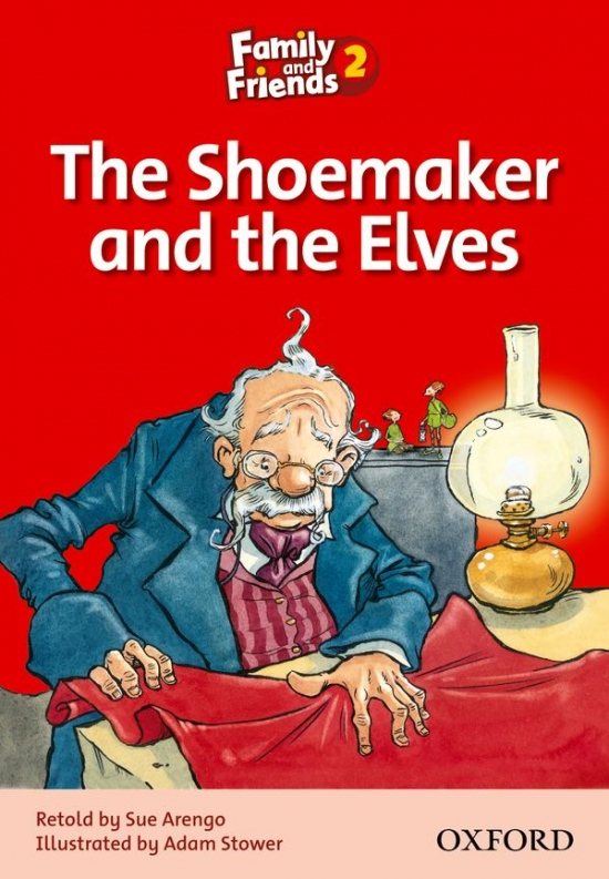 Family and Friends 2 Reader B The Shoemaker and the Elves výprodej