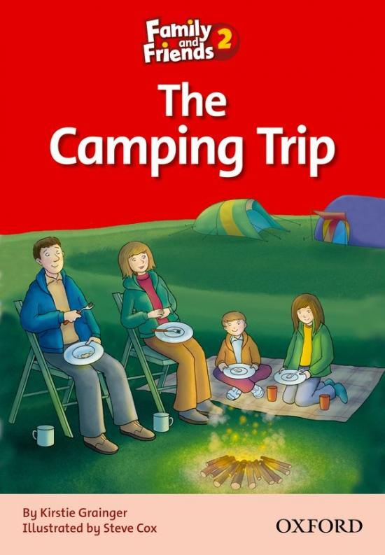 Family and Friends 2 Reader C The Camping Trip