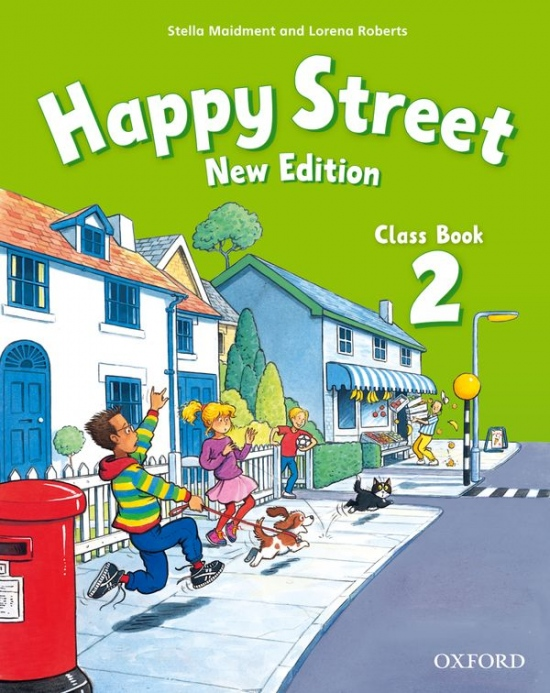 Happy Street 2 (New Edition) Class Book