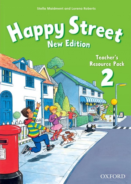 Happy Street 2 (New Edition) Teacher´s Resource Pack