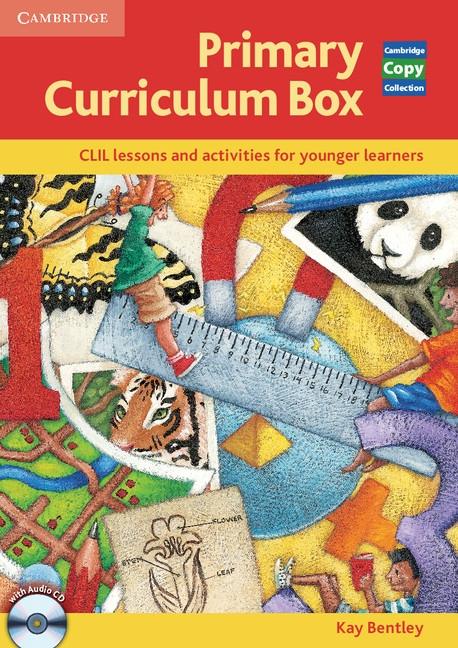 Primary Curriculum Box + CD